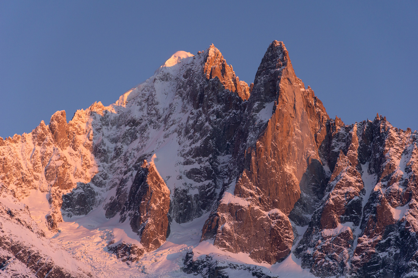 The most Magnificent mountain in the Alps ?