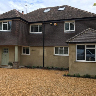 Extension and Renovation Project Cobham
