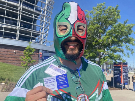 Fútbol, Flags and Fun: Getting Creative to Reach Unvaccinated Latinos in Colorado