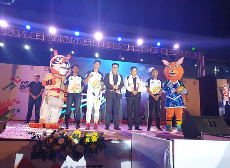 Khelo India Youth Games launched