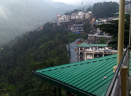 McLeodganj - The Trip to little Lhasa
