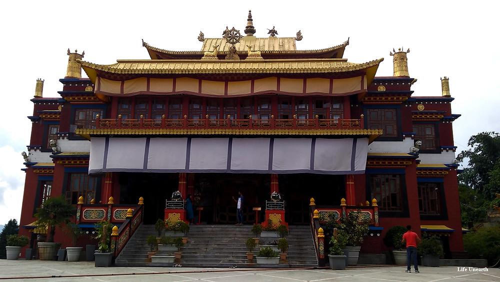 Bokar Ngedon Chokhor Ling Monastery