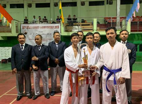 Meghalaya Karate Championship 2019 concludes