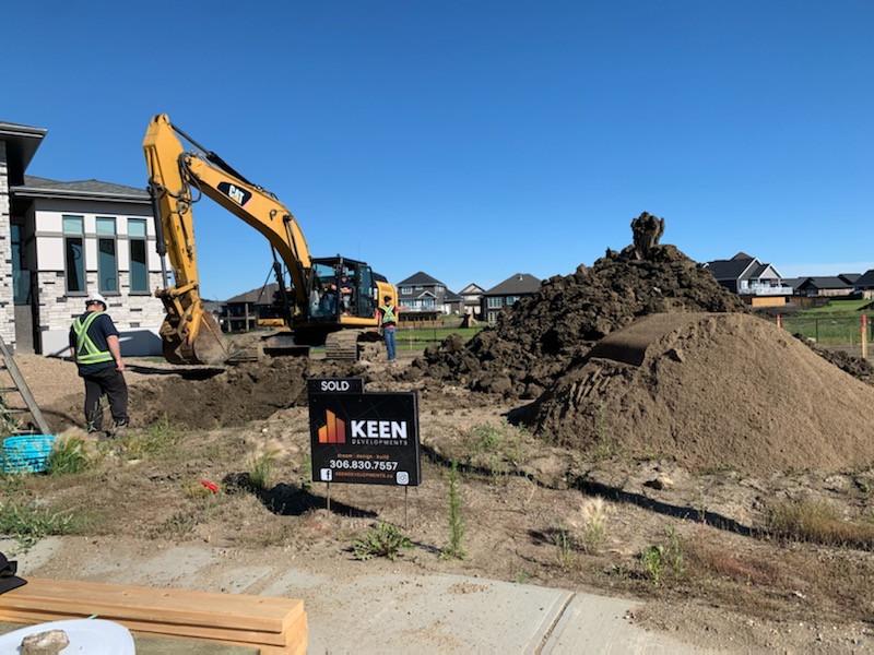 Breaking Ground! (Construction Week #1)
