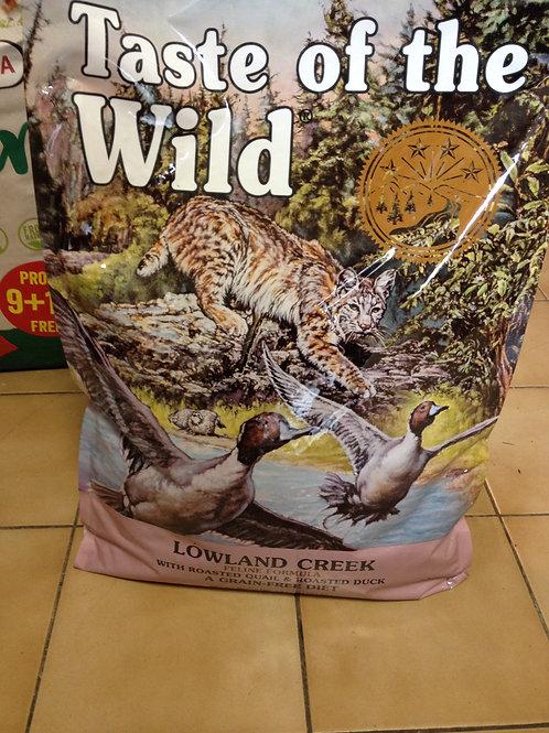 Croquettes pour chat Lowland Creek Feline®