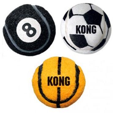 Balles Kong sport x3 / Prix dès