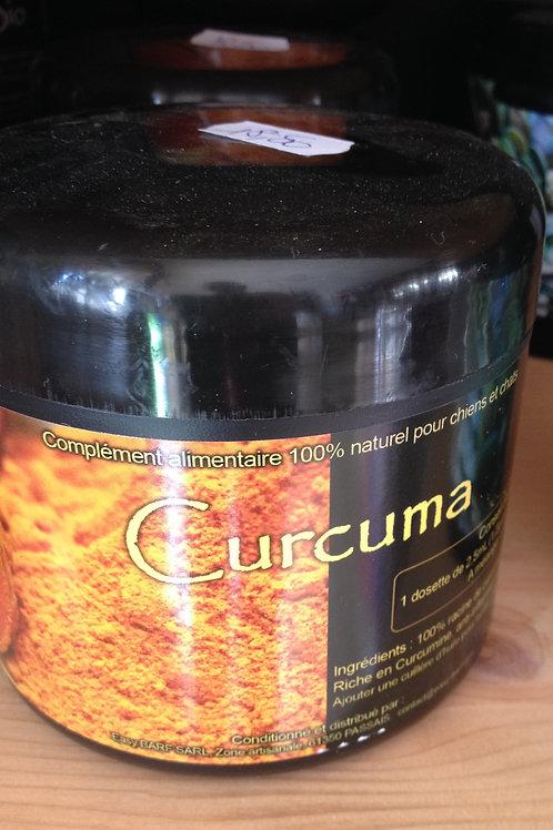 Curcuma en poudre