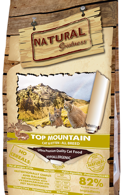 Natural Greatness top mountain / Prix dès