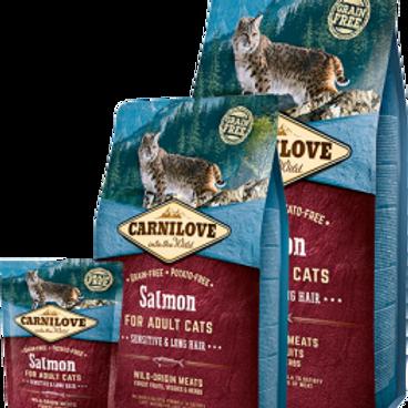 Carnilove saumon pour chats sensibles / Prix dès