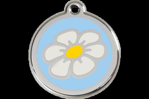 """Médaille """"daisy"""" Red Dingo / 11 couleurs possibles"""