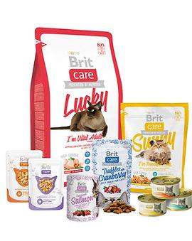 Croquettes avec faible teneur en céréales pour chat, croquettes low grain