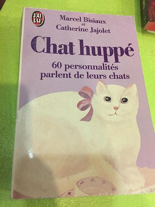 Chat huppé