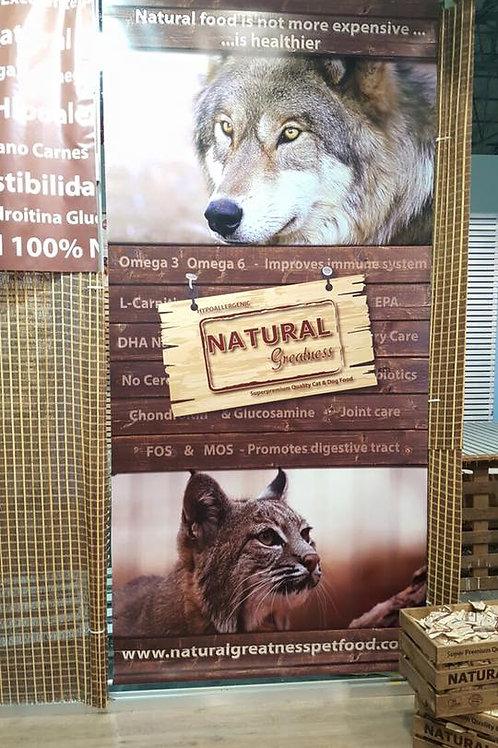 Natural Greatness Wild / Prix dès 16.90