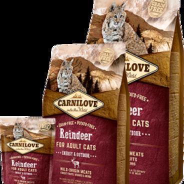 Carnilove renne pour chats actifs / Prix dès