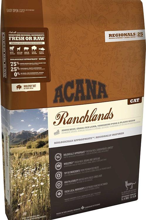 ACANA Croquettes Ranchlands/Prix dès