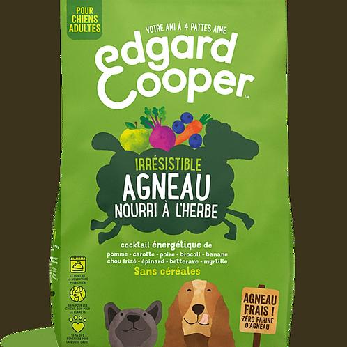 Edgard et Cooper à l'agneau