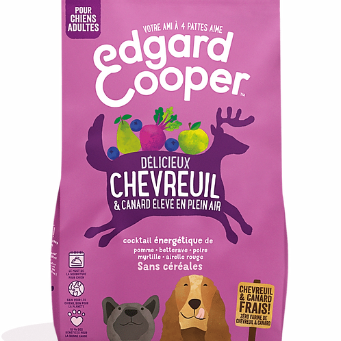Edgard et Cooper au canard et au chevreuil