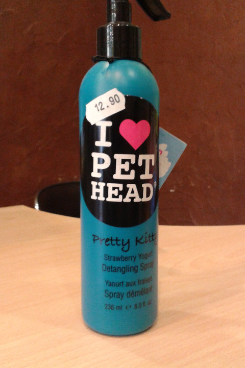 Spray démêlant Pet Head Pretty Kitty
