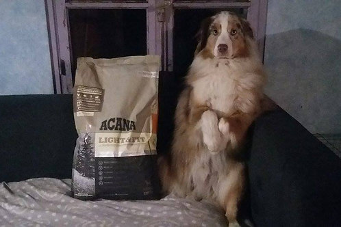 ACANA formule chien LIGHT AND FIT