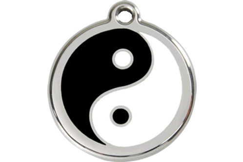 """Médaille """"Ying&Yang"""" Red Dingo"""