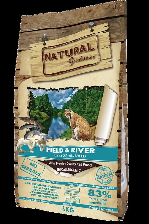 Natural Greatness field & river / Prix dès