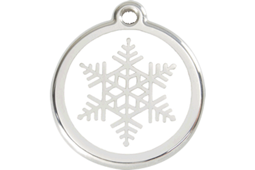 "Médaille ""Snow"" Red Dingo"