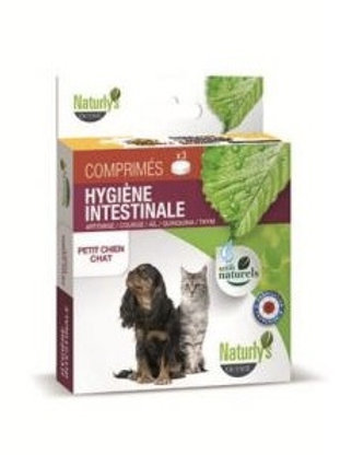 NATURLY'S HYGIENE INTESTINALE PETIT CHIEN / CHAT