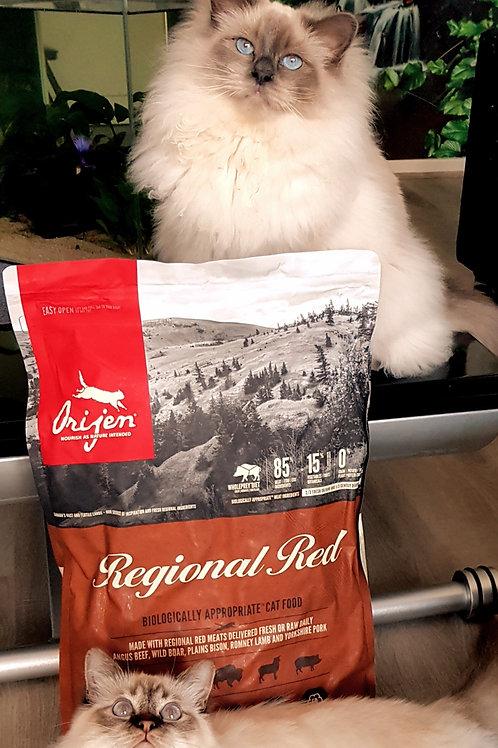 ORIJEN Croquettes pour chat Regional Red