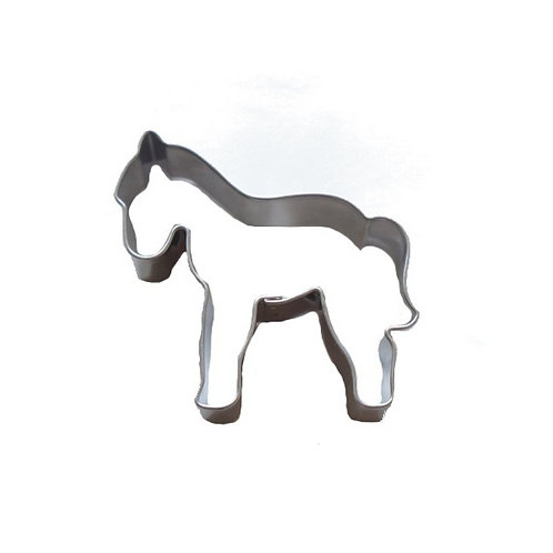 Emporte-pièce cheval