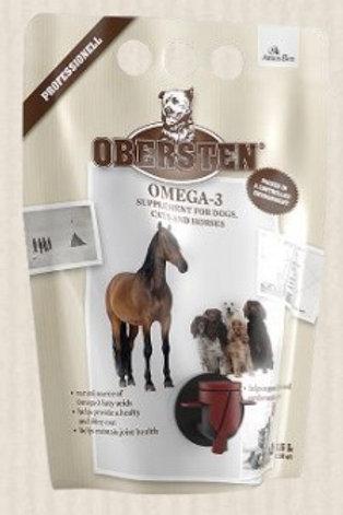 Les huiles Omega 3 pour chevaux