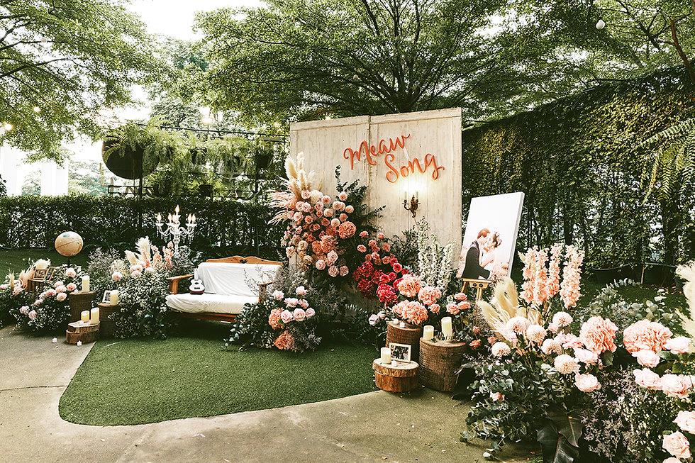 รับจัดงานแต่ง,ตกแต่งงานแต่งงาน,wedding planner,สถานที่จัดงานแต่งงานในสวน,จัดงานแต่งในสวน,backdrop งานแต่ง