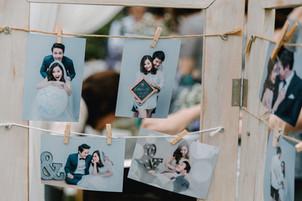 glasshouse studio rustic wedding แต่งงาน