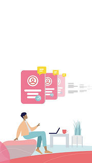 Illustration about Supplier Onboarding