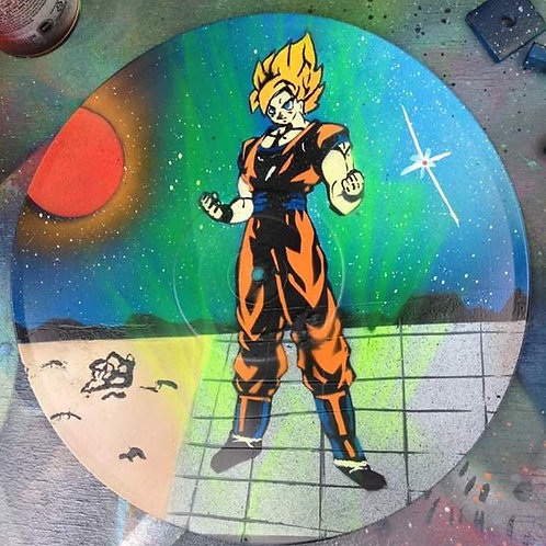 Before the Battle painted record