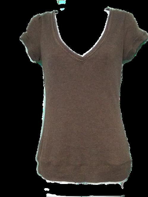 Womens M Brown T Shirt