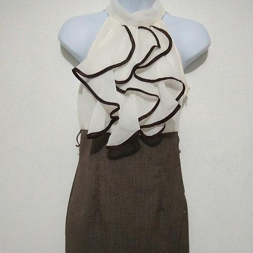 Womens 3 Chiffon Dress