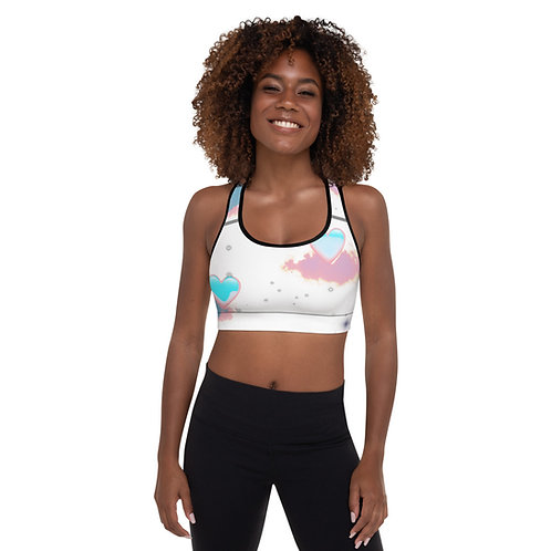 Love To Workout Padded Sports Bra