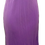 Thumbnail: Womens 3/4 purple hi-low dress