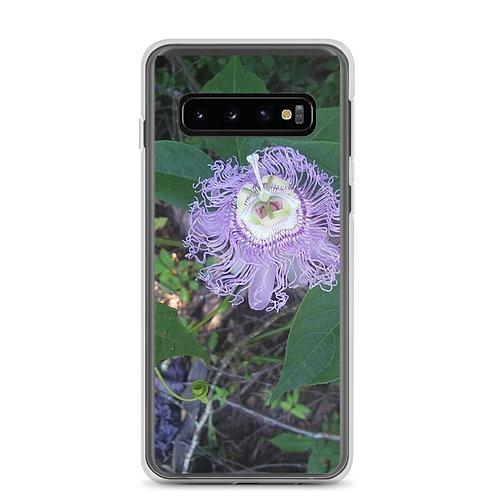 Passion Flower Samsung Case