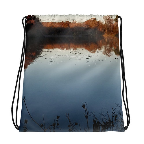 In the Moment Drawstring Bag