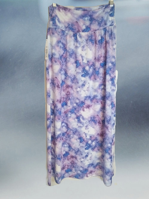 Womens Sunrise Maxi Skirt