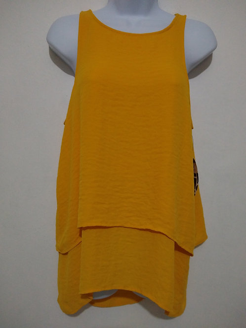 Womens Daffodil Tunic Top