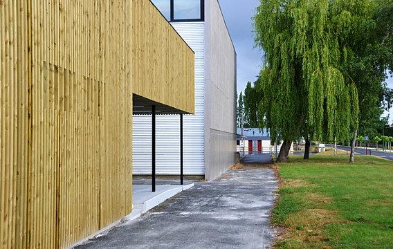 Cras architecte st brice en cogl s for Cout d un architecte