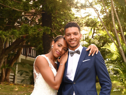 Mariage : Tracy & Mathieu