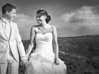 Mariage : Emmanuelle & Jérémie