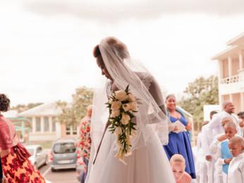 Mariage : Christine & Cédric