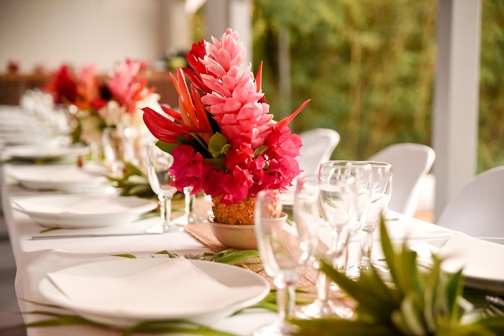 MARIAGE TROPICAL GUADELOUPE. CARIBBEAN TROPICAL WEDDING