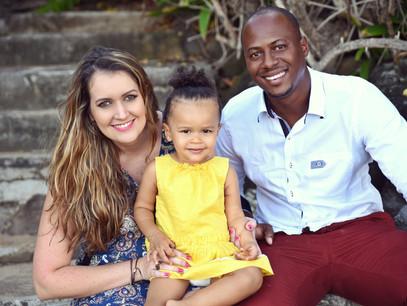 Famille : Marine et sa petite famille
