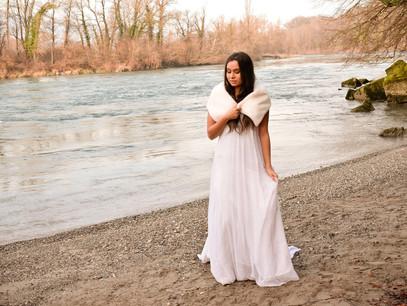 Portrait de mariée : Johanna