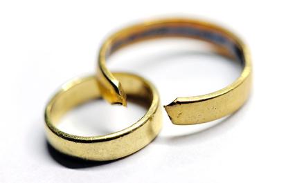 De ontbinding van een religieus huwelijk